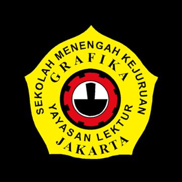 SMK GRAFIKA YAYASAN LEKTUR Logo